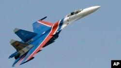 Истребитель Су - 27