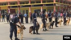 Polícia Nacional instaura inquérito para averiguar supostas agressões
