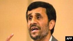 Президент Ахмадинежад сформировал кабинет