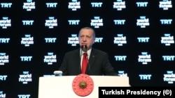 Serokê Tirkiyê Recep Tayyip Erdogan