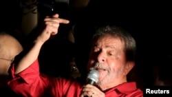 El presidente de Brasil Luis Inacio Lula da Silva.