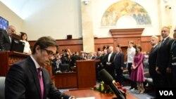 Инаугурација на петтиот претседател Стево Пендаровски