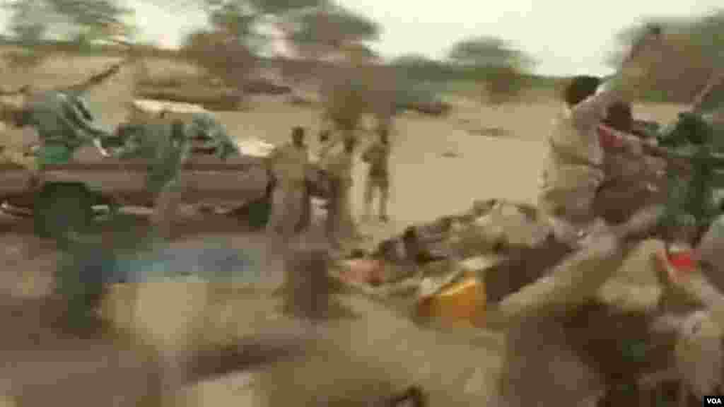 Sojojin Cadi da Nijar sun kashe 'yan Boko Haram, Maris 19, 2015