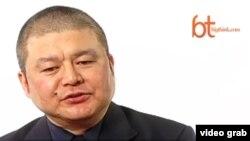 Satoshi Kanazawa