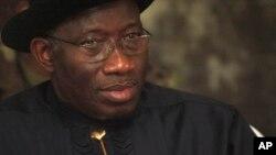 Le président nigérian Goodluck Jonathan a assuré que « la terreur n'empêchera pas l'Afrique de progresser »