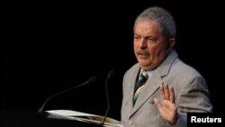 Mantan Presiden Brazil Luiz Inacio Lula da Silva (Foto: dok). Kejagung Brazil telah memerintahkan pemeriksaan mantan Presiden Brazil Lula da Silva atas keterlibatannya dalam kasus suap dalam Pemilu Brazil, Jumat (5/4).
