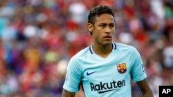 Umukinyi rurangiranwa Neymar