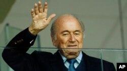 El presidente de la FIFA también se hizo énfasis a los récords de audiencias en televisión de este Mundial, especialmente en Estados Unidos.