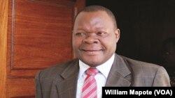 Abdurremane Lino de Almeida, ex-ministro da Justiça de Moçambique
