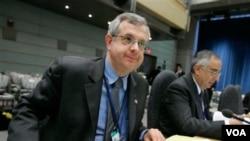 Xavier Musca es el presidente del Club de París.