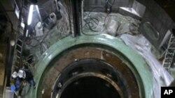 부셰르 원자력 발전소 내부