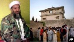اسامه بن لادن د ۲۰۱۱ می په ۲ د ایبټ اباد په یو مجلل کور کې ووژل شو.