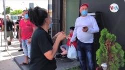 Multas sin advertencia por no llevar máscara en Miami