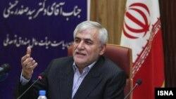 صفدر حسینی رئیس صندوق توسعه ملی ایران