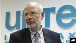 Mikhail Fedotov, kepala Dewan HAM Presiden Rusia.