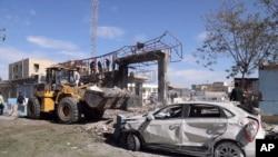 تصویری از حمله روز پنجشنبه در چابهار - تسنیم