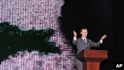Sirijski predsednik Bašar al Asad