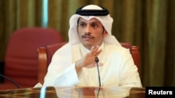 شیخ محمد بن عبدالرحمان الثانی، وزیر خارجه قطر