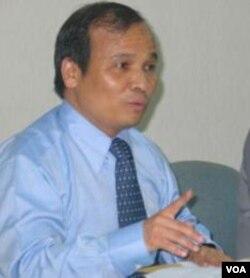 Ketua Pusat Penelusuran dan Analisis Transaksi Keuangan (PPATK), Dr. Yunus Husein.