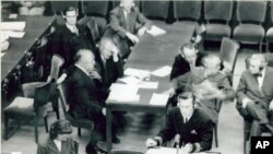 There were 12 more trials of Nazis in Nuremberg after the first (and most famous) international criminal trial. Whitney Harris was the last living courtroom prosecutor from that initial proceeding.