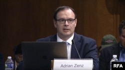 Tadqiqotchi Adrian Zenz