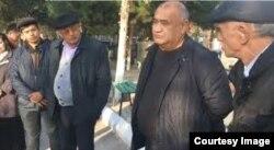 """Baxtiyor Karim """"Adolat va Haqiqat"""" siyosiy partiyasi faoli"""