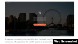 Tổ chức tội phạm Việt Nam bị nghi ăn cắp thông tin hàng triệu người dùng Facebook ở Mỹ. Photo Camparitech.