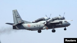 Indian Air force AN 32 missing