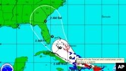 Се формира првиот ураган во сезоната