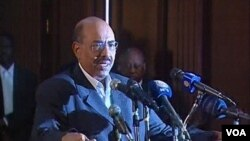 Presiden Sudan, Omar Hassan al-Bashir