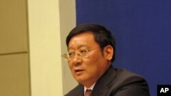 中国国家保密局新闻发言人、副局长杜永胜