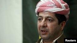 مسرور بارزانی رئیس شورای امنیت دولت اقلیم کردستان عراق - آرشیو