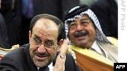 Thủ tướng Nouri al-Maliki của Iraq