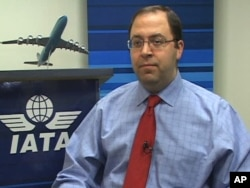 Steve Lott, International Air Transport Association