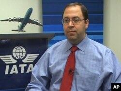Steve Lott, International Air Transport Association