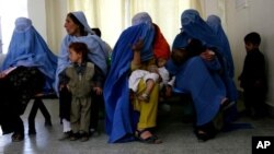 Maternal Mortality Drops In Afghanistan