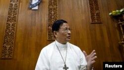 ခရစ္ယာန္ ဘုန္းေတာ္ႀကီး Cardinal Charles Bo