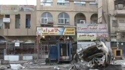 Baghdad Blasts Kill 38