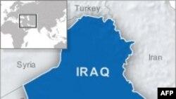 توفان شن در بغداد