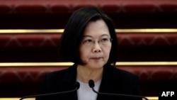 蔡英文指台灣站在防疫第一線 參與WHO必要且關鍵