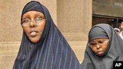 الشباب کی مدد کےالزام میں دوصومالی خواتین پر امریکہ میں مقدمہ