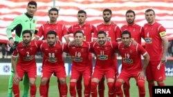 تیم فوتبال پرسپولیس تهران