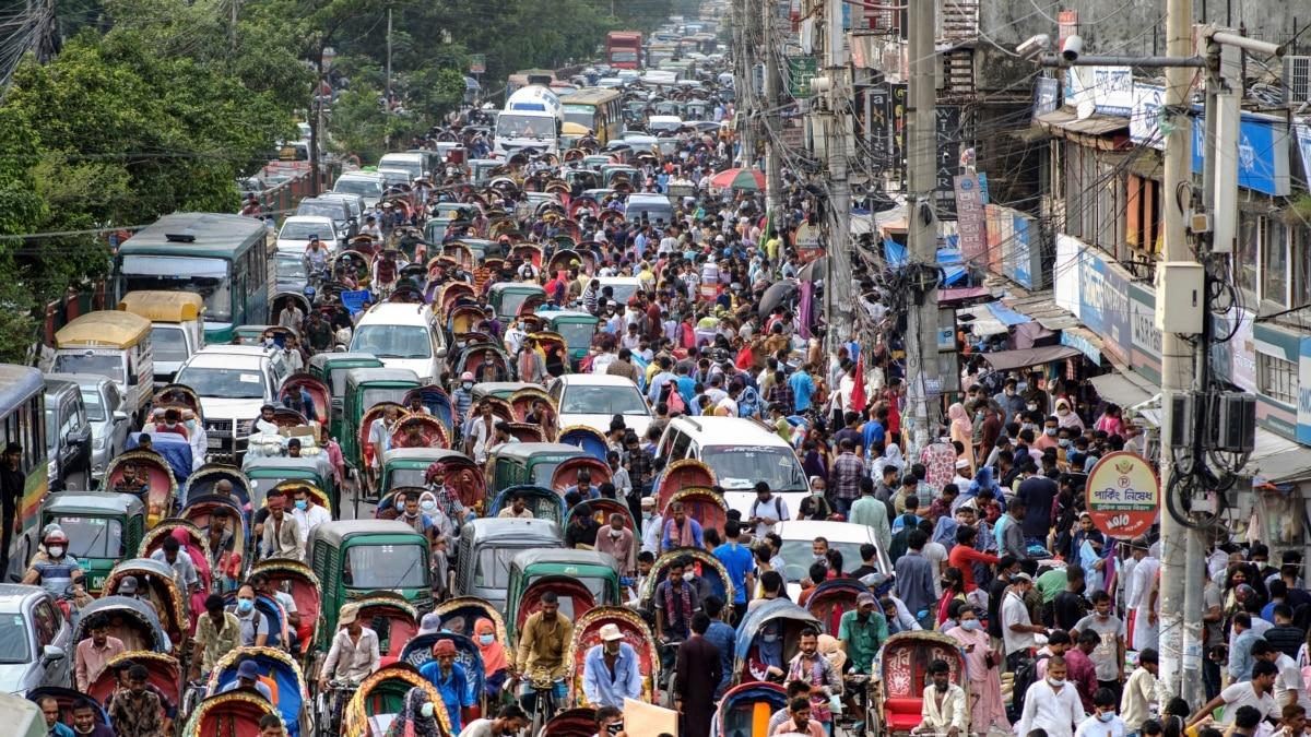 Bangladesh Cabut'Lockdown'untukRayakanIdul Adha