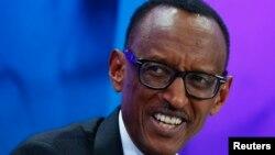 Paul Kagame, président du Rwanda, 24 janvier 2016.