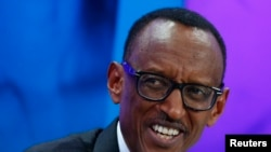 Perezida w'u Rwanda Paul Kagame