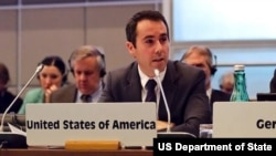 Даніель Бер, посланець США до ОБСЄ