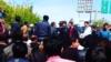 دامنه اعتراضات مرزی به بازرگان و ماکو رسید: اعتراض به گرانی عوارض خروج