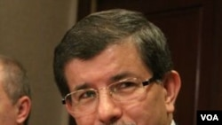 Menteri Luar Negeri Turki Ahmet Davutoglu. (Foto Dokumentasi)