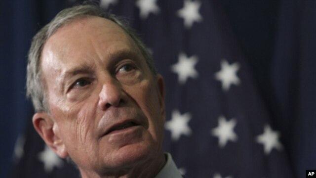 Walikota New York Michael Bloomberg telah menyumbangkan lebih dari 1 miliar dolar untuk dunia pendidikan di Amerika (Foto: dok).