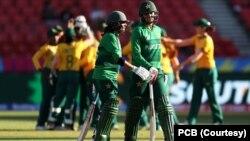 پاکستان کو شکست دے کر جنوبی افریقہ کی ٹیم ٹی ٹوئنٹی ورلڈ کپ کے سیمی فائنل میں پہنچ گئی۔